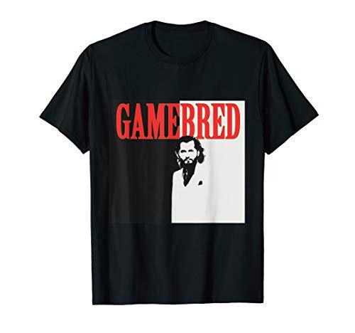 Gamebred Cuban Street MMA Fighter Miami Gangster T-Shirt
