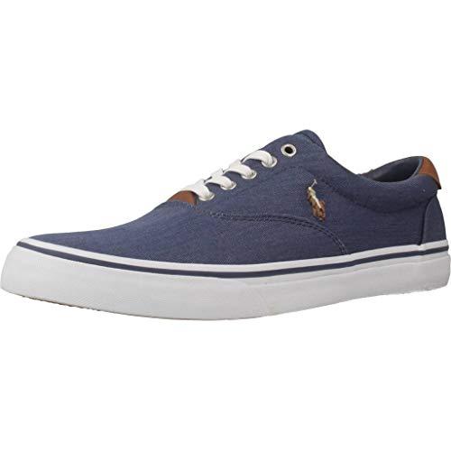 Polo Ralph Lauren Sneaker Thorton Blau Herren - 44 EU