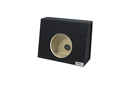 "Bbox E10ST Single 10"" Sealed Carpeted Truck Subwoofer Enclosure"
