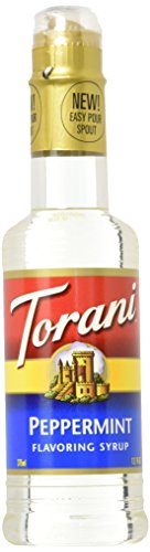 Torani Syrup, Peppermint
