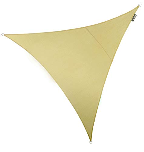 Tende a vela Kookaburra - Triangolare 5.0m Sabbia Intrecciata Traspirante