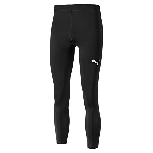 PUMA Herren Hose LIGA Baselayer Long Tight, schwarz (Puma Black), L
