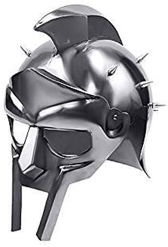 barato THORINSTRUMENTS Gladiador Romano Maximus Maximus Maximus Estilo Casco Armor con Picos  increíbles descuentos