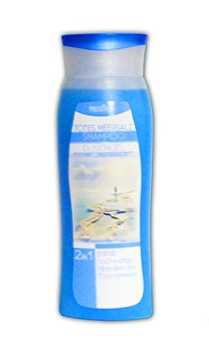 2in1 SHAMPOO & DUSCHGEL Totes Meer-Salz 300ml Haarpflege Körperpflege 1