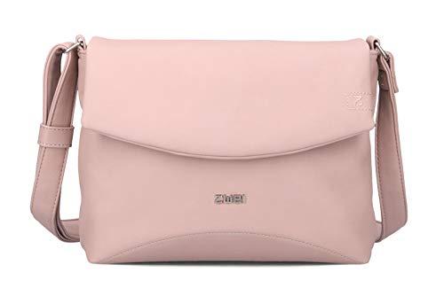 Zwei Elli EL6 Handtasche 26 cm rose