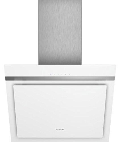 Siemens LC67KHM20 iQ300 Dunstabzugshaube / Kaminhaube / 59 cm / Leistungsstarker Motor / LED-Beleuchtung / touchControl