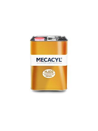 Mecacyl HJD2 - Bidon 1 Litre - Hyper-Lubrifiant - Spécial Nettoyage des injecteurs - Moteur Diesel