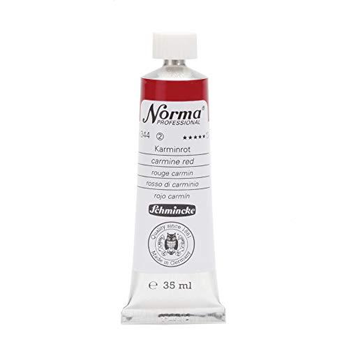 Schmincke Norma Professional, 35ml, Karminrot [Spielzeug]