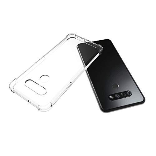 MDYHMC YXCY AYDD para OnePlus 8 Pro a prueba de golpes antideslizante impermeable engrosamiento TPU funda protectora