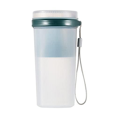 SBSNH 300 ml mini exprimidor de frutas eléctricas portátiles USB recargable fabricante de smoothie smoother botella deportiva taza de juiciny jugador multifuncional
