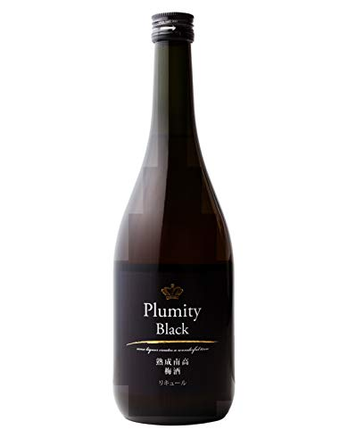 梅色生活 熟成南高梅酒 Plumity Black プラミティーブラック 720ml