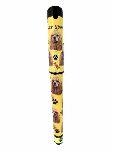Cocker Spaniel Pen Easy Glide Gel Pen, Refillable With A Perfect Grip, Great For Everyday Use, Perfect Cocker Spaniel Gifts For Any Occasion by E&S Imports, Inc