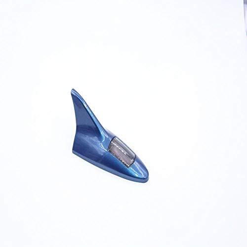 YXNVK Antena de Aleta de tiburón para automóvil Antena Led de Control Remoto inalámbrico Antenas Car Styling, para Kia Optima Forte Cerato Carens Picanto Venga