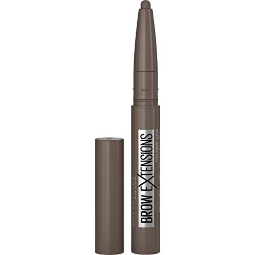 Maybelline New York Brow Extensions Stick de Cejas Tono 06 Deep Brown
