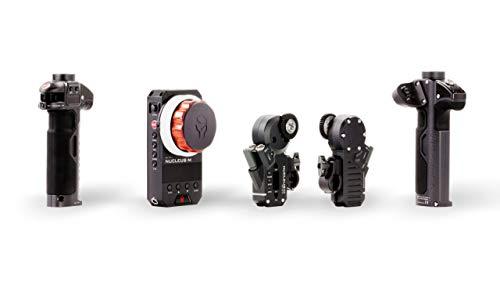 Tilta Nucleus-M: Wireless Lens Control System, Full Kit w/Hard Case | Follow Focus | WLC-T03
