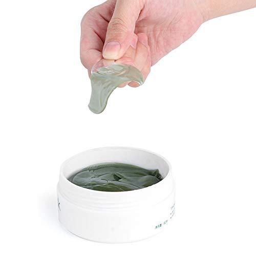 Maschera per gli occhi idrogel, fatta di estratti di piante 60pcs / bottiglia cella vitalità oro maschera per occhio oro
