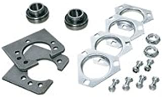 Azusa Go-Kart Live Axle Bearing Kit for 1in. Axle with 3-Hole Flangettes