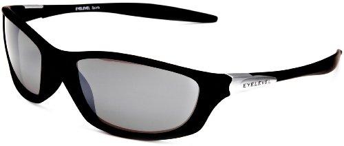 Eyelevel Herren, Wickel, Sonnenbrille , Terminator 1, GR. One size (Herstellergröße: One Size), Schwarz (Noir)