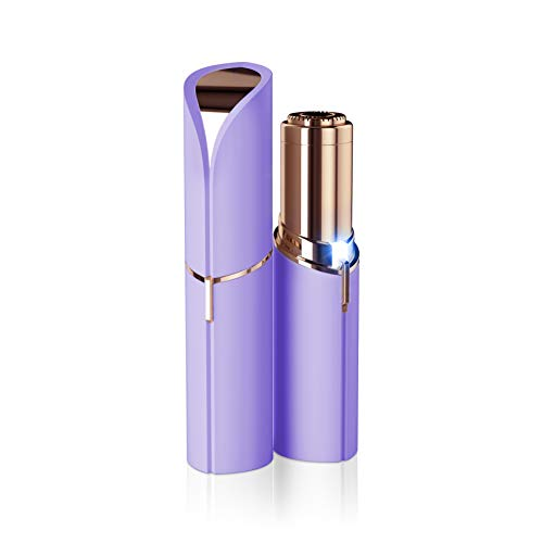 JML Finishing Touch Flawless - The gold-plated, discreet hair remover you can use anywhere (Lavender)