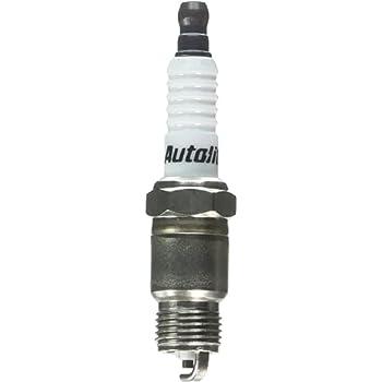 Autolite 24-4PK Copper Resistor Spark Plug Pack of 4