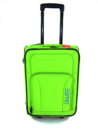 Koffer Trolley Esprit Grün Medium 63 cm