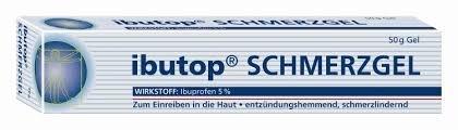 ibutop Schmerzgel Spar-Set 3x150g: entzündungshemmend und schmerzlindernd, zum Einreiben in die Haut, bei Schwellung Prellungen und Entzündungen