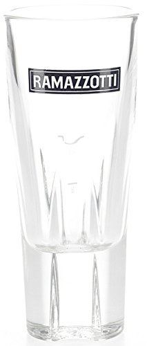 Ramazzotti 6 original Gläser - sehr seltene Sammleredition