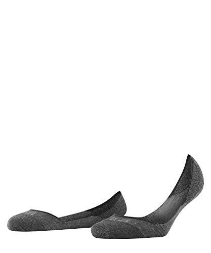 FALKE Damen Füßlinge Step - 92% Baumwolle , 1 Paar, Schwarz (Black 3009), Größe: 37-38