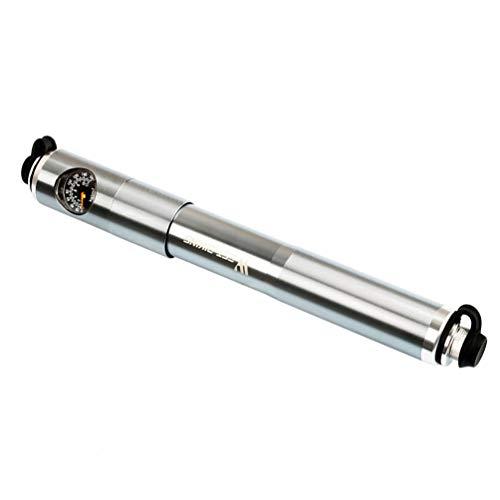 CLISPEED Mini Bomba de Neumáticos de Alta Presión Bomba de Bicicleta para Bicicletas de Carretera Y de Montaña