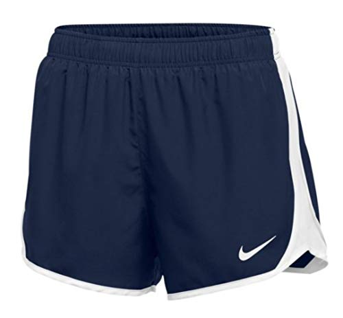 Nike Womens Dry Tempo Short - Navy - Large