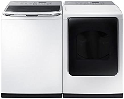 SAMSUNG ACTIVEWASH BUNDLE SPECIAL!-Mega-Capacity HE Top Load Laundry System with Matching