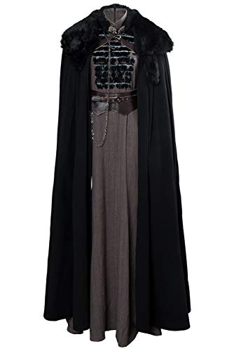 tianxinxishop Disfraz de Princesa Reina Medieval de Halloween para Mujer Traje de Cosplay de la Serie de Television Version 7, M