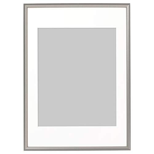 SILVERHÖJDEN ram 50 x 70 cm silverfärg