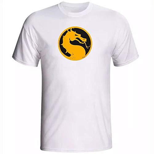 Camiseta Camisa Mortal Kombat 2021 (G)