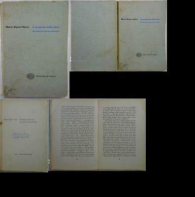 J 7652 LIBRO IL SERGENTE NELLA NEVE DI MARIO RIGONI STERN 1953