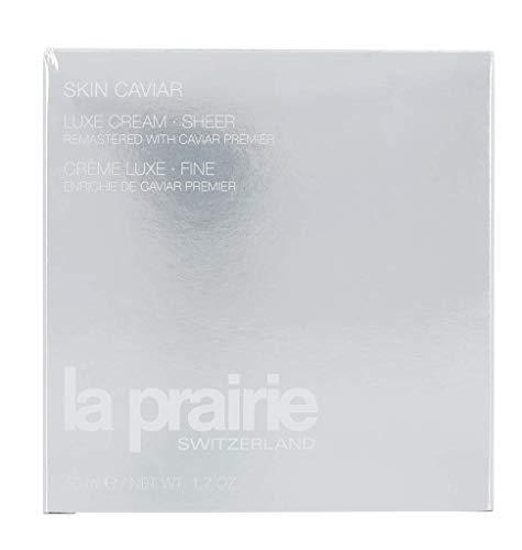 La Prairie Skin Caviar Luxe Cream Premier Sheer 50 Ml 1 Unidad 1400 g