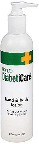 ShiKai Borage DiabetiCare Hand & Body Lotion, 8 oz by SHIKAI PRODUCT .