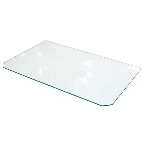 Genuine INDESIT Kühlschrank Crisper Abdeckplatte 466 X 292 X 4mm C00280888 C00087321