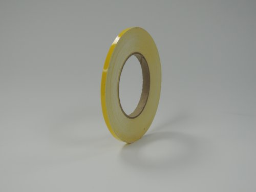 """1/4"""" 3M Vinyl Striping 150' 25 Colors Available (Yellow)"""