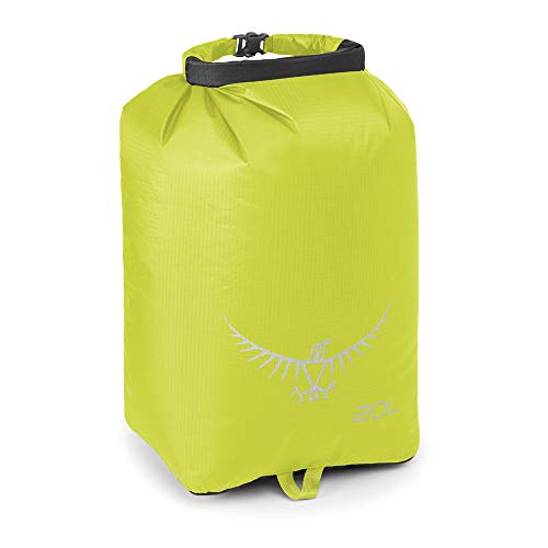 Osprey UltraLight 20 Dry Sack, Electric Lime, One Size