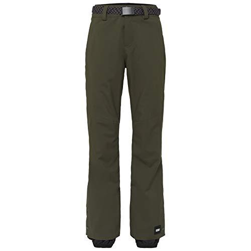 O'Neill Damen PW Star Slim Snow Pants, Forest Night, L