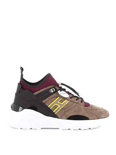 Hogan Sneaker Multi Tessuto H443, 9.5
