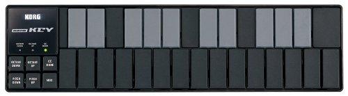 Korg nanokey Slim-line teclado USB (negro)