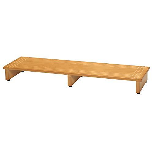 ines(アイネス) 木製玄関踏み台120 NK-1235 家具/収納 機能家具 ab1-1058895-ak [並行輸入品]