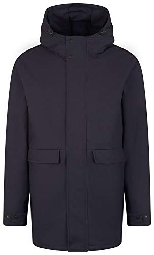 FORVERT Jackets Anc Männer Winterjacke navy L 100% Baumwolle Basics