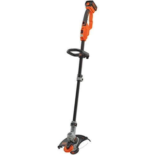 Sale!! BLACK+DECKER LST400 20V Lithium High Performance Trimmer and Edger, 12