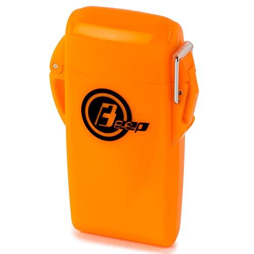 WINDMILL(ウインドミル) ライター ビープ9 ターボ 防水 耐風仕様 オレンジ BE9-0002