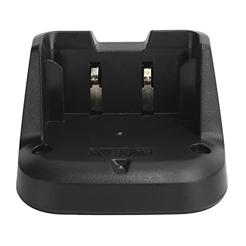 Oferta de ASHATA Cargador de batería de walkie Talkie, Cargador de batería rápido de 2 vías, Base de Cargador de batería de Escritorio, Base de Carga, para yaesu ft ‑ 70d yaesu ft ‑ 70dr yaesu ft ‑ 7(EU)