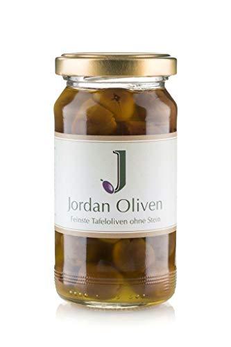 Jordan Olivenöl - Oliven ohne Stein - 180g