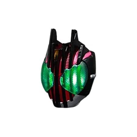 海外製 1/12 SHF 仮面ライダーディケイド 専用 LEDギミック搭載ヘッドパーツ 塗装完成品